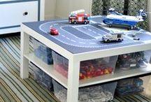 Lego / Bauen / Autos / by Silvia