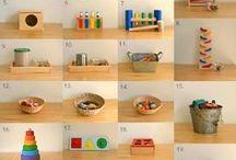Montessori / Reggio / Waldorf / by Silvia