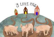 3 Schweinchen / by Silvia