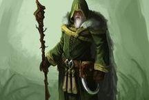 Druid ● Male