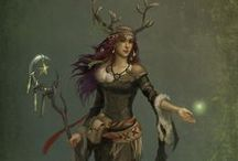 Druid ● Female