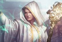 Cleric ● Female