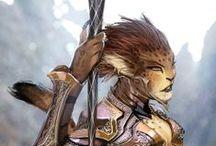 Werelion ● Female