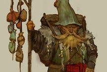 Gnome ● Male
