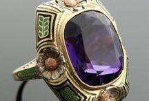 Jewelry: antique, vintage, art / by susan clouse