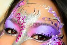 Make-up / Makijaż