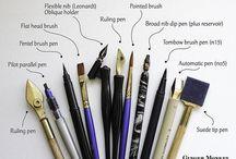 Paper Pen Etc