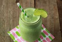 Green Smoothies / Drinking green smoothies is one of the easiest ways to increase your health and vitality by adding more fruits and vegetables to your diet.  And it couldn't be easier! This board if full of delicious green smoothie recipes to make drinking one a day your favorite new healthy habit!