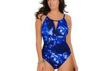 Magic Suit / Check out our beautiful selection of Magic suits, by Miracle suit.  Bathing suits designed to give better shape to the body.