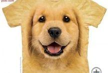 Amerikai The Mountain kutyás pólók. / Csodálatos nem töredező grafikával szín és mérettartó amerikai pólók.  Még több kutyás póló: www.ajandek-polo.com