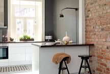 Heart of the home / Kitchen inspiration