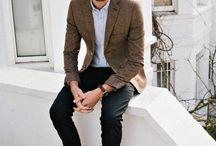 /His fashion