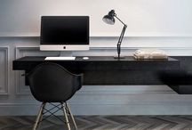 Okei, lets work / Home office inspiration