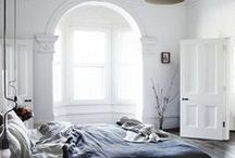 white interiors / My favourite colour (or lack thereof) for interiors - celebrating everything white inside! A bit boho, a bit scandi, a dash of minimal, and lot of lovely texture.