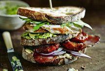 Bocadillos y sandwich