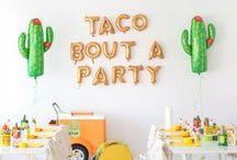 Decora fiestas / Cómo decorar, como hacerlo, y como darle partido a una bonita fiesta.