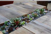 Mesas de madera / todo tipo de mesas de madera