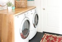 Home Ideas: Laundry and Storage
