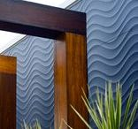 Earp Bros | Facade & Cladding / Earp Bros range of outdoor tiles stand out for their quality and durability. The range is timeless in design, texture and colour.