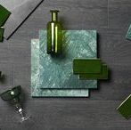 Earp Bros | Green With Envy / Fast becoming the colour of 2017, green can offer a myriad of looks for the home depending on your design sensibilities. Green is currently trending in the design world as it can create a statement of luxury or incite a feeling of calm and relaxation in any space depending on the shade you choose.