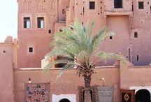 wanderlust - morocco / Marrakech and surrounds inspo - dream destination.
