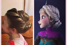 Little girl hair styles / by Alicia Griego