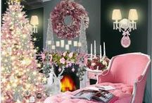 """❤︎ Christmas  ~ """" in Pastels """" / by ༺♥༻ S h e l l y ༺♥༻"""