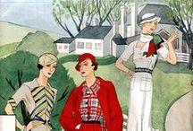 Fabric & Patterns & Vintage & Stuff / #vintage #sewingpatterns #vintagesewing #fabric #RV #Trailer