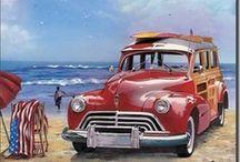 Vintage Clothing; Hawaiian, Ralph Lauren,