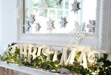 Christmas / A few inspiring images!
