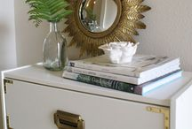 At Home/Dressers*Lamps*Mirrors