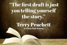 Writerly Quotes, Inspiration, Sites, etc. / Writing related tidbits.