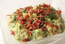 Guacamole / A collection of our favorite guacamole recipes, made with our Frontera Guacamole Mixes and Gourmet Salsas!