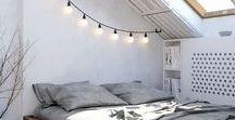 /bedroom / Interior design - bedroom | Projektowanie wnętrz - sypialnia