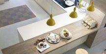 /kitchenstuff / Interior design - kitchen | Projektowanie wnętrz - kuchnia