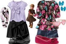 Girls/Pre-teen fashion / by Alicia Griego