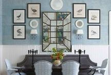 Dining rooms & eating area / Dining room. Eating places, area and nooks.