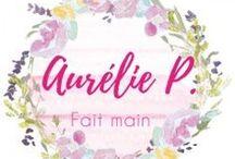 Logos Aquarelle | Watercolor Logos / Créations de logos