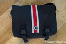 Original Messenger Bag / Reviews about, features of, new design releases, and more for the DadGear Original Messenger diaper bag.