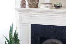 At Home/Mantles*Built-ins