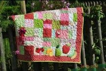Cute Baby Quilts / http://quilting.myfavoritecraft.org/