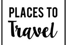 Places to Travel / This board is for all those people who love travelling and need some ideas and a guide for their next excursion.