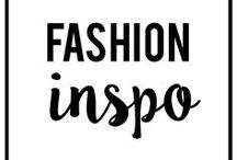 Fashion Inspiration / This board is for anyone looking for inspiration in the fashion field. Here you'll find amazing outfit ideas from business to casual and everything in between.