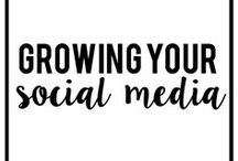 Growing your Social Platforms / This board is for those trying to increase their traffic on their social media platforms!