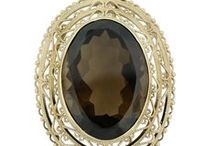 High end vintage jewellery