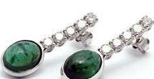 Greenery: High end jewelry