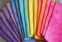 mis colores / los colores son el lugar en que nuestro cerebro se encuentran con el universo.  P.Cezanne