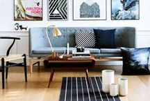 design & interiors / home is where the heart is