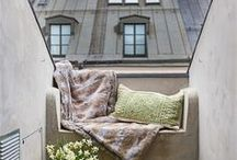 A Roof With A View / Inspiration For Roof Gardens & Terraces.