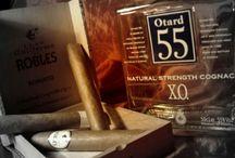 Cigar & cognac bar
